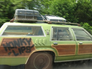 The Clark Family Truckster in National Lampoon's Vacation